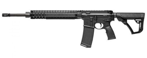 Daniel Defense DDM4 MK12 5.56mm Rifle Black