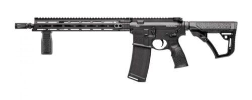 Daniel Defense DDM4 V7 SLW 5.56mm Rifle Black