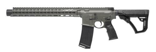 Daniel Defense DDM4 ISR 300 Blackout Rifle Deepwoods w/ Inegrated Silencer