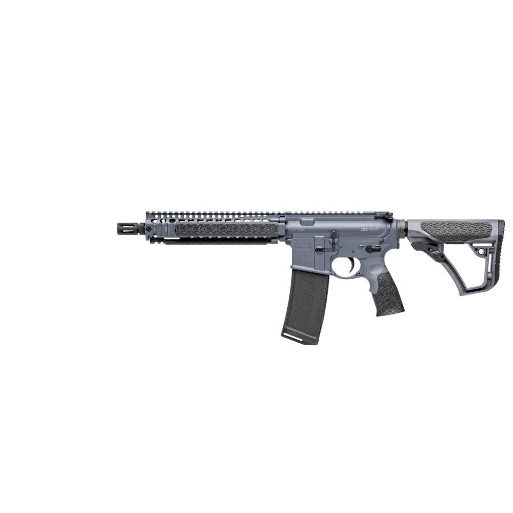 Daniel Defense DDM4 MK18 5.56MM Short Barrel Rifle Tornado