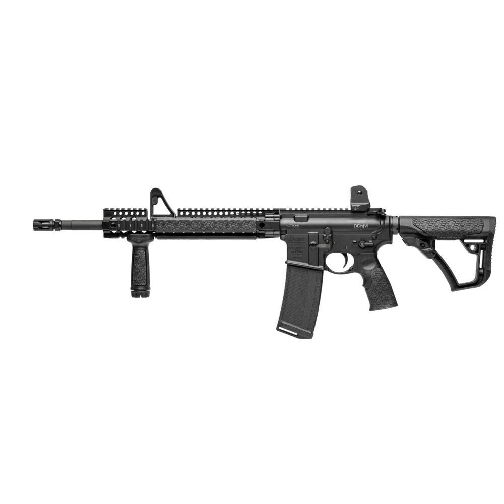 Daniel Defense DDM4 V1 5.56mm Semi-Auto Rifle Black