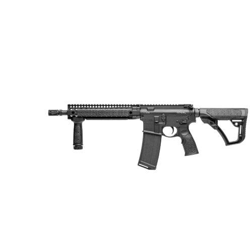 Daniel Defense DDM4 V4S 5.56mm Short Barrel Rifle Black