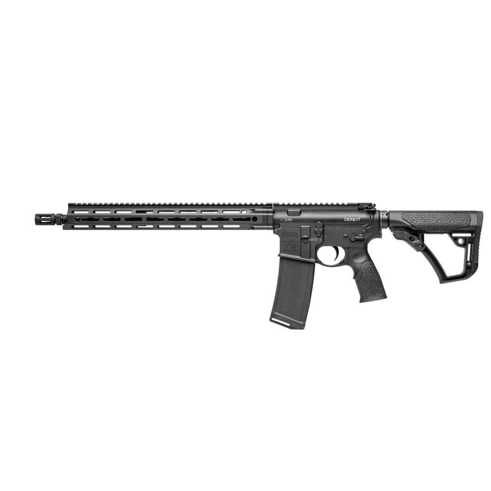 Daniel Defense DDM4 V7 5.56mm Rifle Black