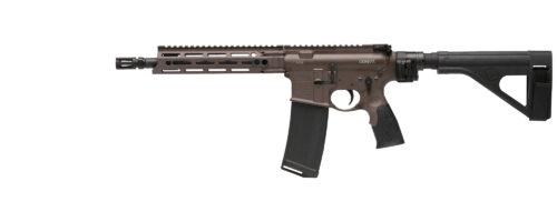 Daniel Defense DDM4 V7P 5.56mm Pistol Milspec+ Cerakote w/ Law Tactical Folder