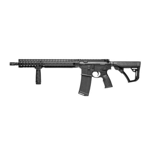 Daniel Defense DDM4 V9 5.56mm Rifle Black