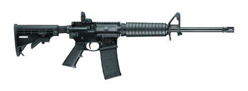 Smith & Wesson M&P15 Sport II 5.56mm Rifle Black