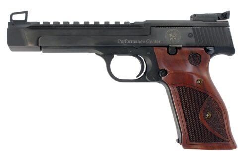 Smith & Wesson 41PC 22LR Performance Center Pistol Black