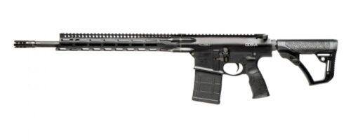 Daniel Defense DD5 V4 7.62x51mm Rifle Black