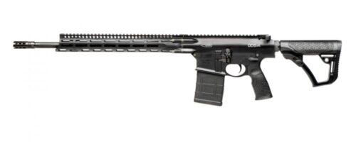 Daniel Defense DD5 V4 6.5 Creedmoor Rifle Black
