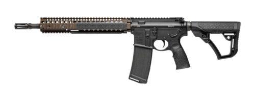 Daniel Defense DDM4 M4A1 5.56mm Semi-Auto Rifle Black