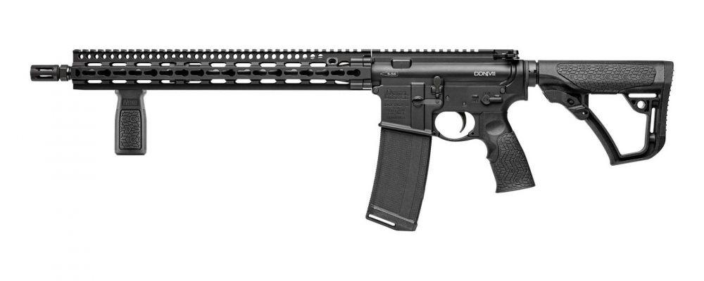 Daniel Defense DDM4 V11 5.56mm Semi-Auto Rifle Black