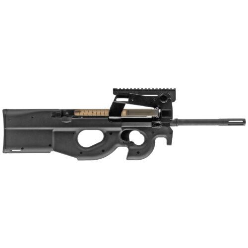 FN PS90 5.7x28mm Semi-Auto Rifle, 30Rd Mag Variant, Black (3848950460)