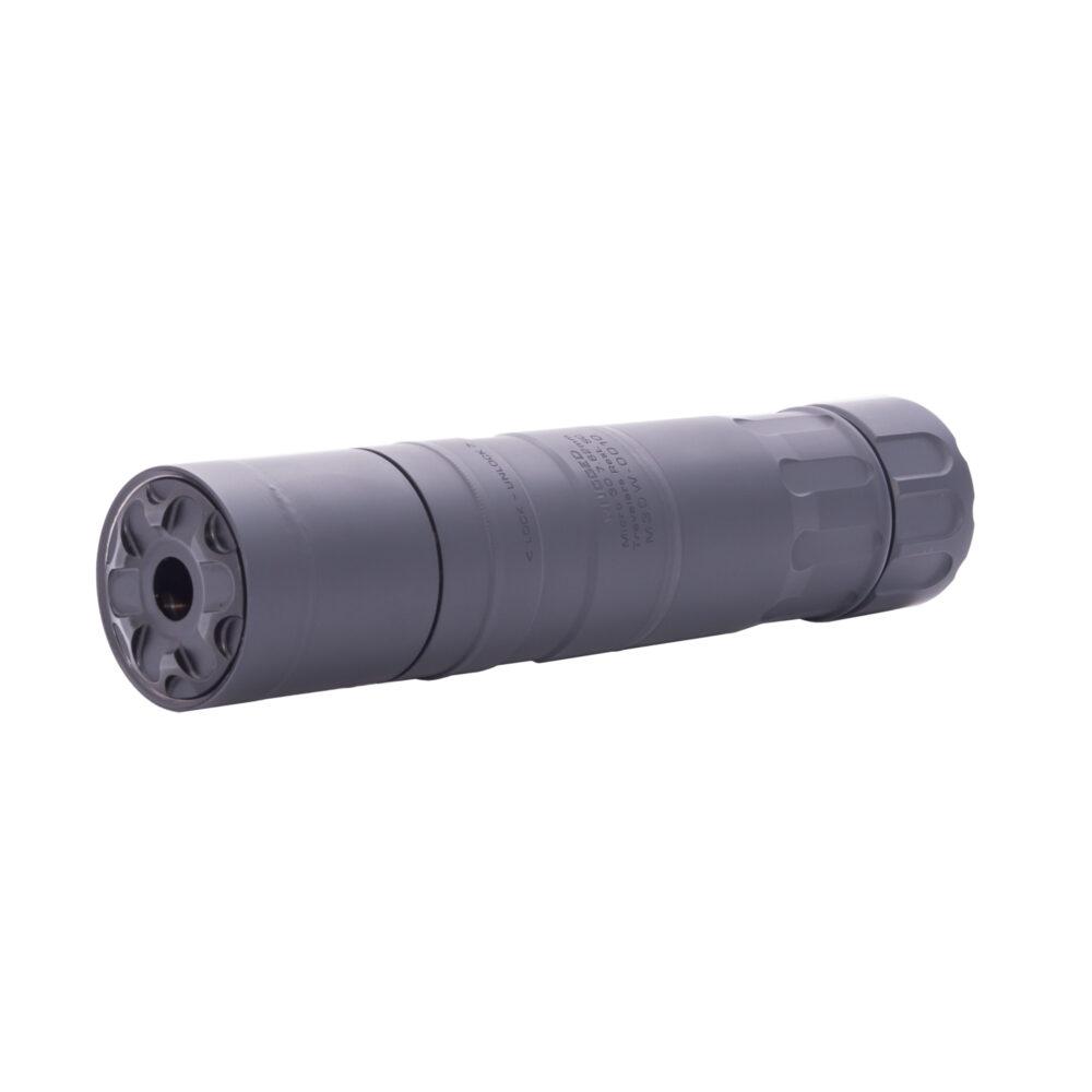 Rugged Suppressors Micro 30 Rifle Silencer