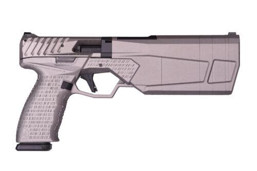 SilencerCo Maxim 9mm Suppressed Pistol GunMetal