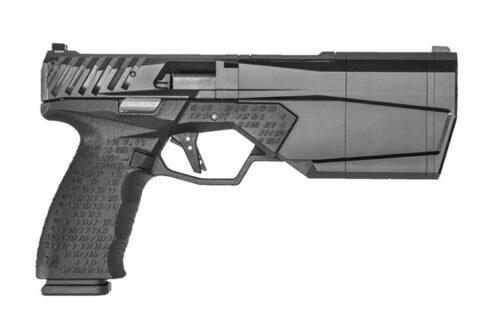 SilencerCo Maxim 9mm Suppressed Pistol Black