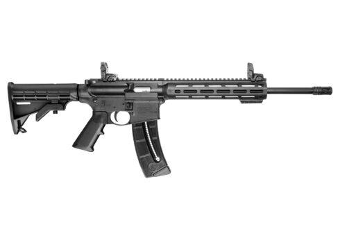 Smith & Wesson M&P15-22 Sport 22LR Rifle Black M-Lok