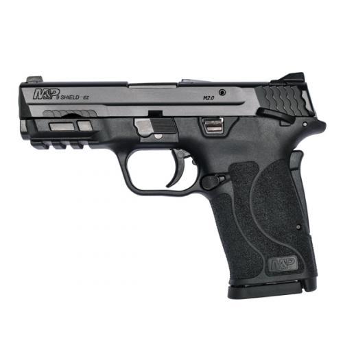 Smith & Wesson M&P9 2.0 Shield EZ 9mm Black Truglo Tritium Night Sights Black