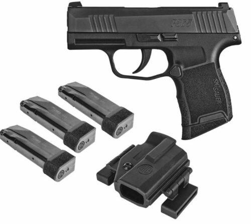 Sig Sauer P365 9mm Pistol TacPac