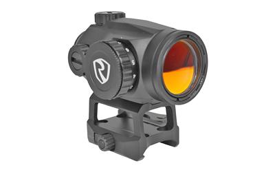 Riton Optics X3 Tactix 1x 25mm 2 MOA Illuminated Red Dot Black