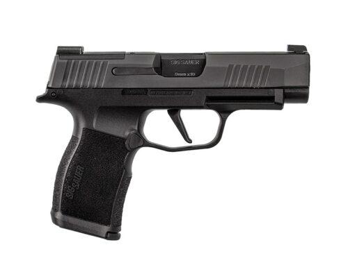 Sig Sauer P365XL 9mm Pistol, SPP (W365XL-9-BXR3)-Sig Professional Program