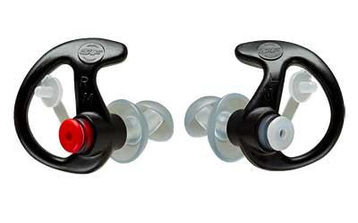 Surefire, EarPro Sonic Defender, Ear Plug, Small Black