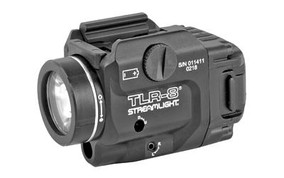Streamlight TLR-8 Tactical Light/Laser Combo 500 Lumens, Red Laser