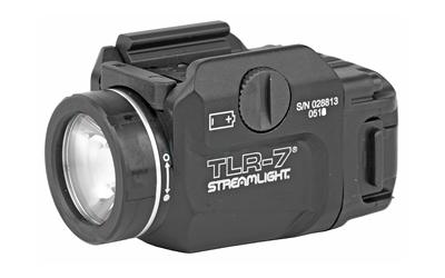 Streamlight TR-7, Weapon Light, 500 Lumens, Black (69420)