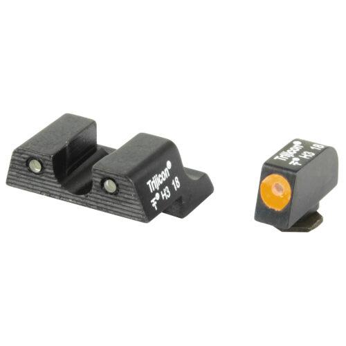 Trijicon HD Tritium Night Sights for Glock