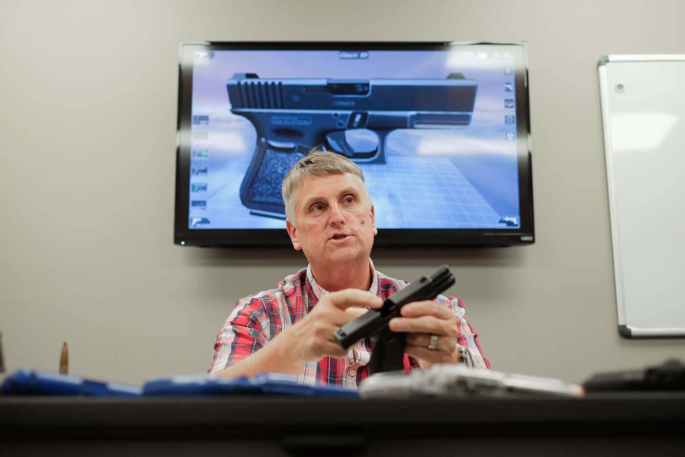 Gun Training & Classes