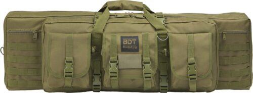 "Bulldog BDT, Single Tactical Rifle Case, 43"", Green (BDT40-43G)"