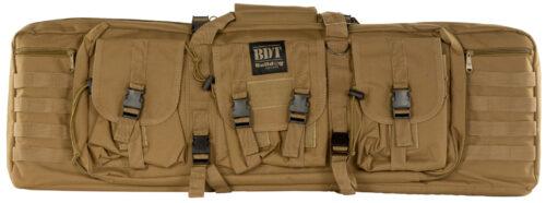 "Bulldog Tactical Single Rifle Case 37"" Tan (BDT40-37T)"