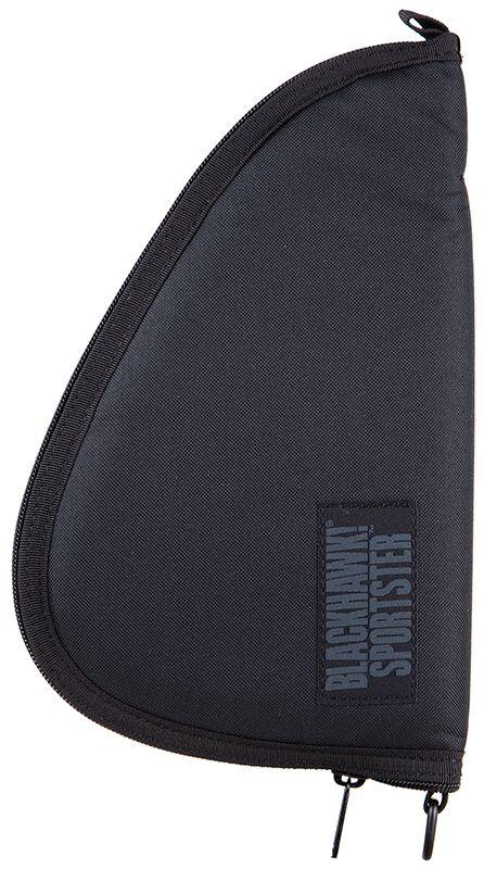 Blackhawk Sportster Pistol Rug Black 1000D Nylon Medium