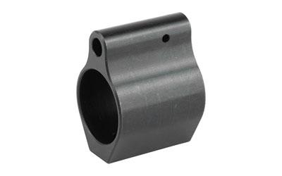 "CMMG, Gas Block Kit, .750"" ID, Low Profile, Black"