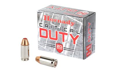 Hornady Critical Duty 45ACP +P 220 Grain FlexLock 90926