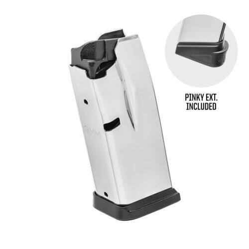 Springfield Armory OEM Pistol Magazine, 9mm, 11Rd., Fits Hellcat, Black (HC5911)