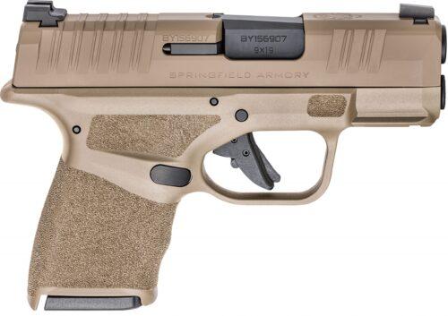 """Hellcat® 3"""" Micro-Compact 9mm Handgun – Desert FDE"""