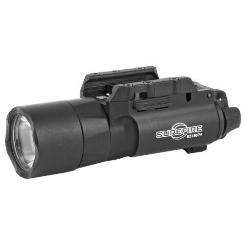 Surefire X300U Ultra-High-Output Handgun Light, 1000 Lumens, Black