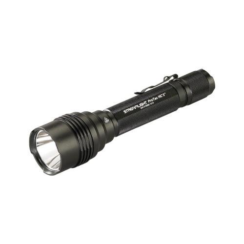 Streamlight ProTac HL 3, Tactical LED Flashlight, 1100 Lumens, Black (88047)