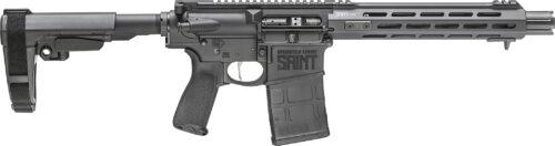 Springfield Armory Saint Victor .308 Win Pistol, Black with SBA3 Brace