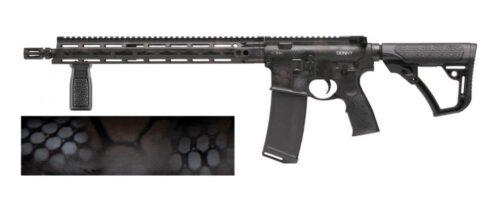 Daniel Defense DDM4 V7 5.56mm Rifle, Rattlecan Cerakote (02-128-02267-047)