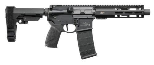 Smith & Wesson M&P15 5.56mm AR Pistol Black (13320)