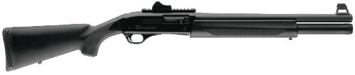 """FN SLP Standard Matte Black 12 Gauge 18"""" 3"""" 6+1"""