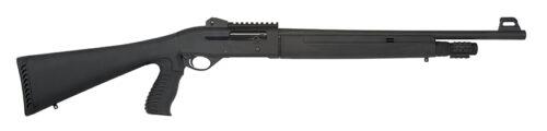 Mossberg SA-20 Tactical 20 Gauge Pump Shotgun with Pistol Grip