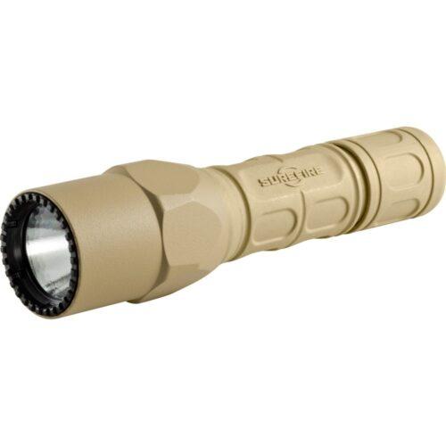 Surefire G2X Pro LED Flashlight, Tan (G2XDTN)
