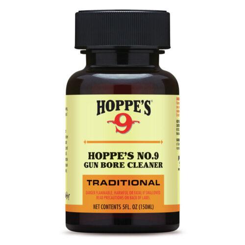 Hoppe's No.9 Gun Bore Cleaner, Traditional, 5fl. oz. Bottle (904)