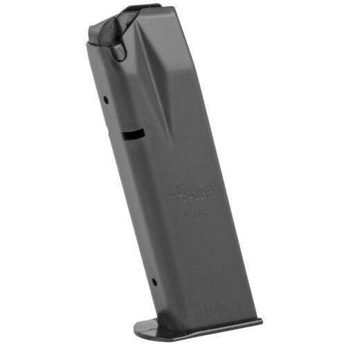 Sig Sauer P226 OEM Pistol Magazine, 15Rd., 9mm, Black (MAG-226-9-15)