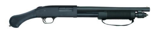 """Mossberg 590 Shockwave 12ga Shotgun 14.5"""" Barrel 3"""" Chamber Black"""