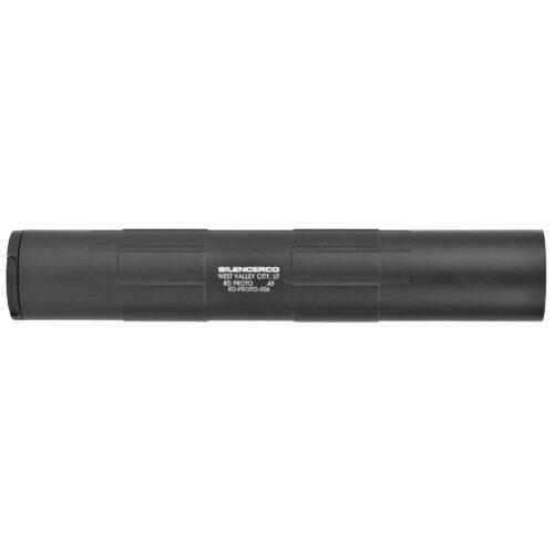 SilencerCo Octane 45 2.0 45ACP Pistol Silencer