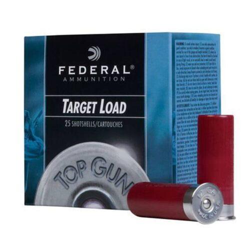 Federal Top Gun 12 Gauge 2-3/4 #7.5 Shot 25Rds