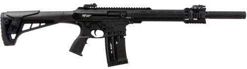 GFORCE ARMS GF12AR, 12 Gauge Semi Auto Shotgun, Black